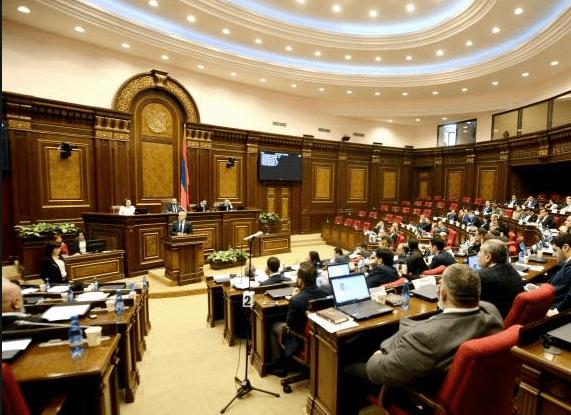 Photo of ՀՀ Ազգային Ժողովի նիստ. ՈՒՂԻՂ