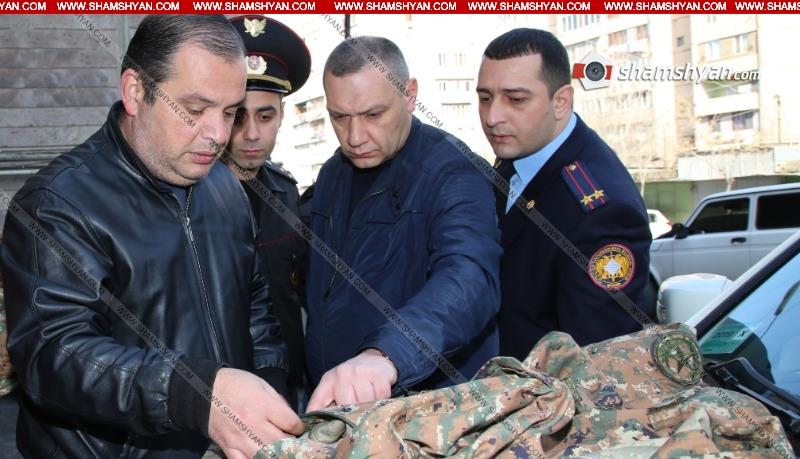Photo of Երևանում ՀՀ ՊՆ N զորամասի հրամանատարի նկատմամբ հրազենի գործադրմամբ սպանության փորձ կատարողը կալանավորվել է. գնդապետը, ով վնասազերծել էր նրան, տեղափոխվել էր հիվանդանոց