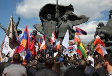 Photo of Память жертв геноцида армян почтили в Москве и Ереване