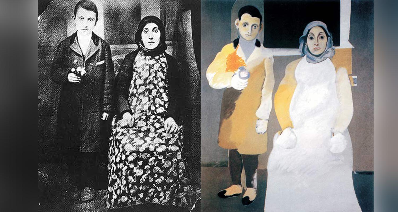 Photo of Портрет «Художник и его мать»: осколок прошлой жизни Аршила Горки