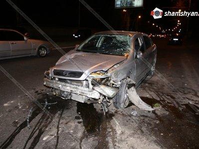 Photo of Երևանում 43-ամյա վարորդը Opel-ով տապալել է CPS բենզալցակայանի ցուցանակն ու ծաղկամանները, այնուհետև բախվել ծառերին. կա վիրավոր