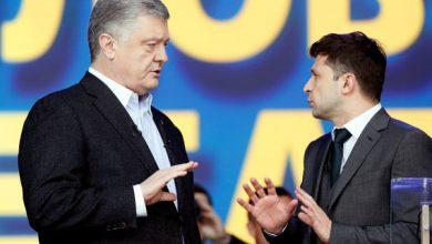 Photo of Зеленский и Порошенко: дебаты с переводом на русский язык