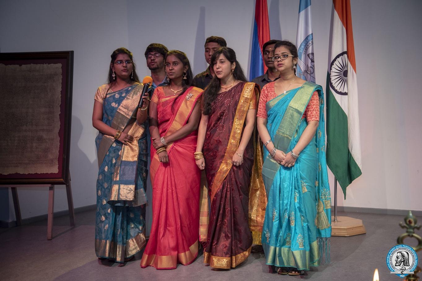 Photo of ԵՊԲՀ-ում նշվեց հնդկական Նոր տարին