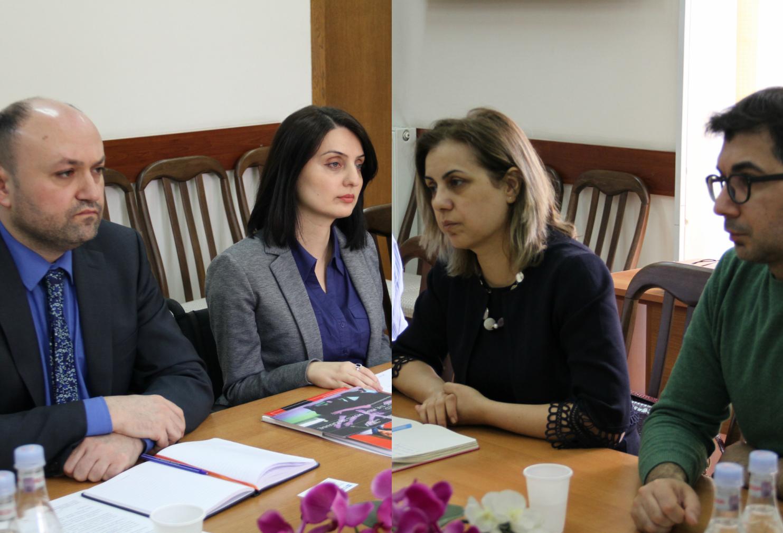 Photo of В Армении будет создан первый центр по обучению инклюзивных танцевальных коллективoв