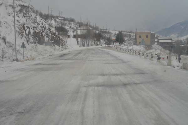 Photo of Արթիկ-Ալագյազ ավտոճանապարհին և Ստեփանավանի լեռնանցքում տեղ-տեղ մերկասառույց է