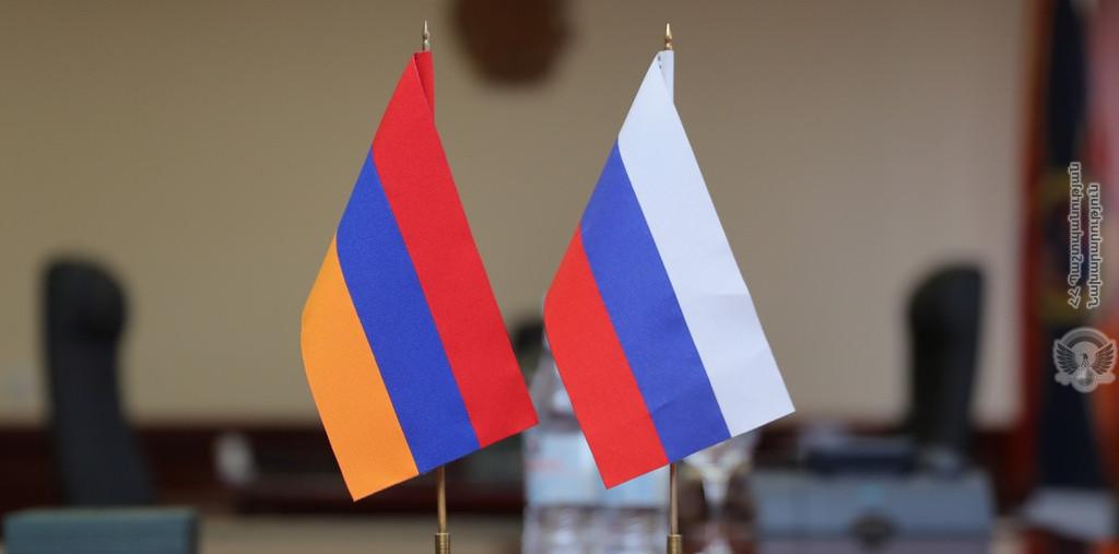 Photo of ՀՀ ԶՈՒ ներկայացուցիչները մասնակցում են ՌԴ-ում անցկացվող աշխատանքային հանդիպմանը