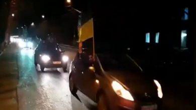 Photo of Սաակաշվիլին տեսանյութ է հրապարակել,  թե ինչպես են Մառնեուլիում տոնում Վլադիմիր Զելենսկիի հաղթանակը