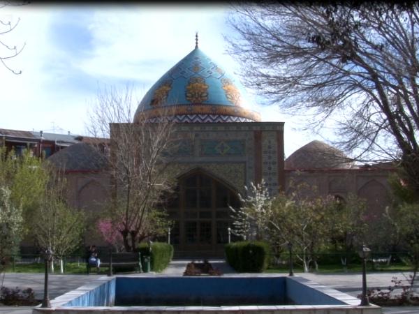 Photo of Голубая мечеть христианской страны