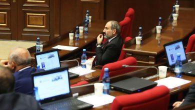 Photo of Признательное показание Пашиняна