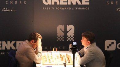 Photo of Grenke Сhess Сlassic. Արոնյանը ոչ-ոքի է խաղացել 6-րդ տուրում
