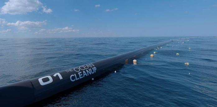Photo of В США сегодня запускают Ocean Cleanup — систему очистки океана от пластика