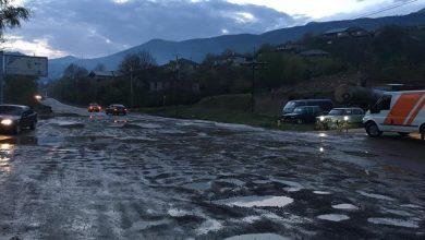 Photo of Երևան-Մեղրի ավտոճանապարհի 139-րդ կմ-ին կատարվում են շինարարական աշխատանքներ