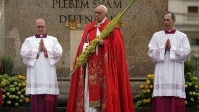 Photo of Հռոմի պապը շնորհավորել է Արևելյան եկեղեցիների քրիստոնյաների Զատիկը