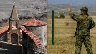 Photo of Комплекс Давид Гареджи — грузинский или албанский? Грузино-азербайджанский спор — это спор не только о границе