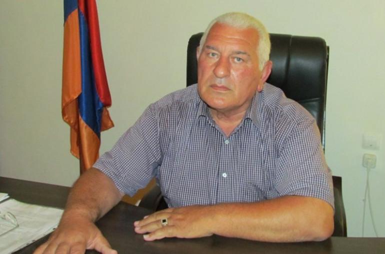 Photo of Զարթոնք համայնքի ղեկավար Պարույր Սարգսյանը հրաժարական է տվել