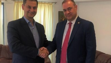 Photo of ՀՀ դեսպանի հանդիպումը Հունաստանի խորհրդարանի պատգամավորի հետ