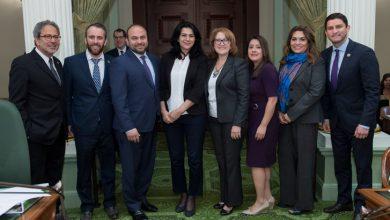 Photo of Встречи заместителя министра иностранных дел Арцаха Армине Алексанян в Калифорнии