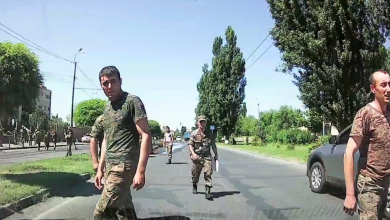 Photo of Երևանում վիճաբանություն  է տեղի ունեցել  զինվորականների և քաղաքացու միջև