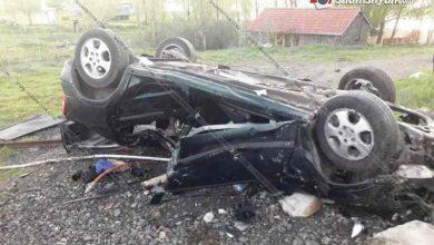 Photo of Խոշոր ավտովթար Գեղարքունիքի մարզում. Opel-ը գլխիվայր շրջվելով՝ հայտնվել է դաշտում. վիրավորների մեջ է   հեռուստաընկերության օպերատորը