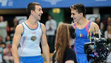 Photo of Гимнаст Артур Давтян завоевал 5 медалей в Санкт-Петербурге