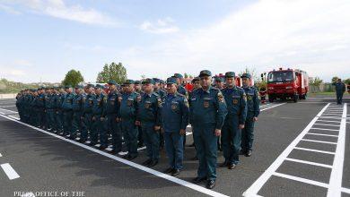 Photo of Япония подарила Армении новую партию пожарных машин