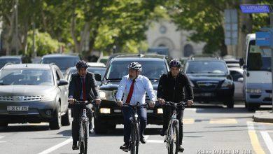 Photo of Նիկոլ Փաշինյանն ամփոփում է հեծանվային օրը