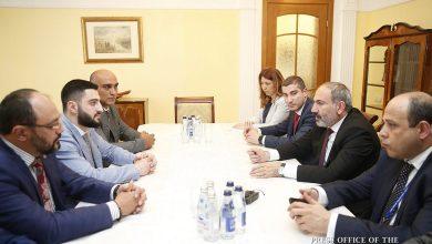 Photo of Վարչապետը մասնակցել է ԵԱՏՄ անդամ երկրների ղեկավարների պաշտոնական ճաշին և հանդիպել է հայ գործարարների հետ