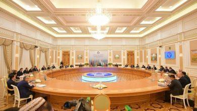 Photo of Փոխվարչապետ Մհեր Գրիգորյանը մասնակցել է ԱՊՀ պետությունների կառավարությունների ղեկավարների խորհրդի հերթական նիստին
