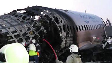 Photo of Что на самом деле происходило в загоревшемся самолете