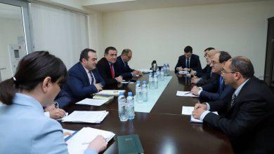 Photo of Քաղաքական խորհրդակցություններ Հայաստանի և Վրաստանի արտգործնախարարությունների միջև