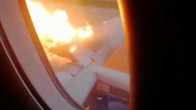Photo of Ուղեւորները նկարահանել են ինքնաթիռում բռնկված հրդեհը. զոհերի թիվը հասել է 41-ի