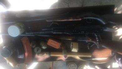 Photo of Ոստիկանները հայտնաբերել են մեծ քանակությամբ ապօրինի զենք-զինամթերք. մեկ անձ ձերբակալվել է
