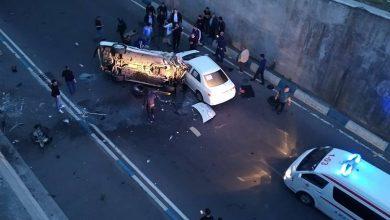 Photo of Երեւանում մեքենան գահավիժել է՝ մի փողոցից հայտնվելով մյուսում
