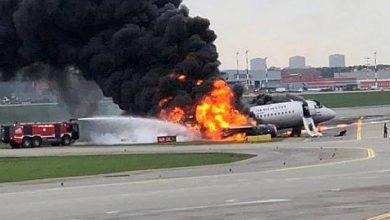 Photo of «Շերեմետևոյում» բռնկված օդանավը վայրէջք էր կատարել գերծանրաբեռնված վիճակում. նոր մանրամասներ