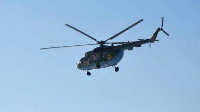 Photo of На Украине разбился военный вертолет Ми-8. Погибли пять человек