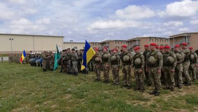 Photo of ՀՀ ՊՆ ռազմական ոստիկանության խաղաղապահ դասակը մեկնել է Բուլղարիա
