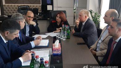 Photo of Քննարկվել են Հայաստանի և Ռուսաստանի միջև ԵԱՏՄ ապրանքների փոխադրման հետ կապված հարցեր