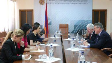 Photo of Քննարկվել են հայ-իռլանդական երկկողմ հարաբերությունների օրակարգի ձևավորման հարցեր