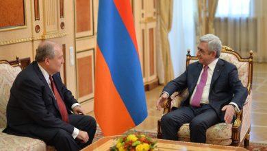 Photo of «Բացարձակ սուտ է». Սերժ Սարգսյանի եւ Արմեն Սարգսյանի հանդիպումը պաշտոնապես հերքվեց