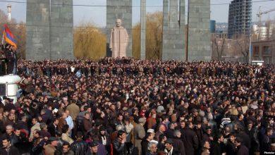 Photo of 2008թ․ մարտ 1-ից հետո Վանաձորում արգելվել են բոլոր հավաքները․ արտակարգ դրություն միայն Երևանում չի եղել