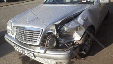 Photo of Ավտովթար Գեղարքունիքի մարզում. Սևան քաղաքում բախվել են Mercedes-ները. կա վիրավոր