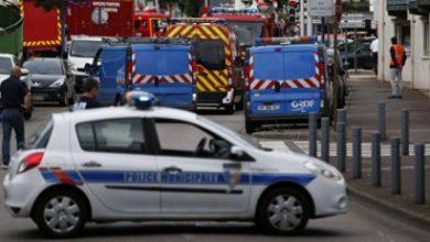 Photo of Опубликовано видео с места взрыва в Лионе