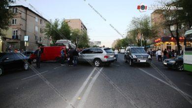 Photo of Արտակարգ իրավիճակ Երևանում. Ռուբինյանց փողոցում բազմաբնակարան շենքերի բնակիչները փակել են ճանապարհը