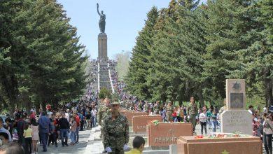 Photo of Հաղթանակի օրվա տոնակատարությունները Գյումրու «Մայր Հայաստան» կոչվող հուշահամալիրում