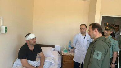 Photo of Դավիթ Տոնոյանն այցելել է կենտրոնական հոսպիտալ