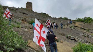 Photo of Ադրբեջանը օկուպացրել է մեր տարածքները. վրացի ակտիվիստները Դավիթ Գարեջիում