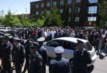 Photo of Ակցիայի մասնակիցները մեկ օր ժամանակ տվեցին կառավարությանը Քոչարյանին նորից կալանավորելու համար