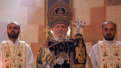 Photo of Գարեգին Բ-ն Սուրբ Պատարագ է մատուցել Կրետեի Սուրբ Հովհաննու Կարապետ հայկական եկեղեցում
