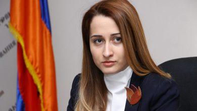 Photo of Անժելա Կժդրյանը նշանակվել է ԿԳ նախարարի մամուլի քարտուղար