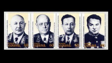 Photo of Армянские триумфаторы: три маршала и один адмирал